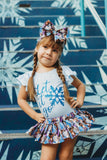 *NEW* Frozen 2 Character Collage Bloomer Skirt