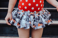Classic Square Mickey & Minnie Bloomer Skirt