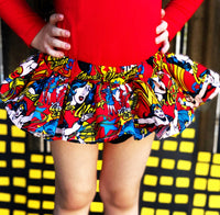 Wonder Woman Bloomer Skirt