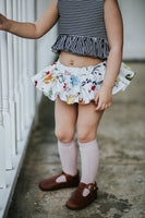 Dr. Seuss Tiny Stripes Bloomer Skirt