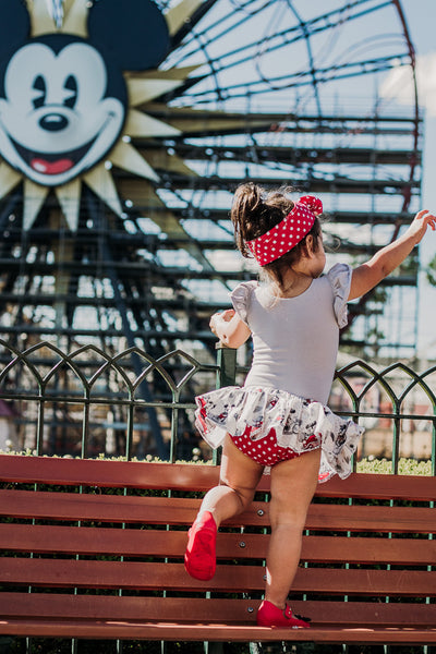 Minnie & Mickey Lovers Bloomer Skirt