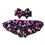 Minnie Diamonds & Jews Bloomer Skirt