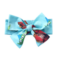 Teal Toy Story 4 Friends Head Wrap