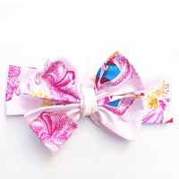 Light Pink Sleeping Beauty Head Wrap