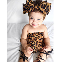 Cheetah Crop Top