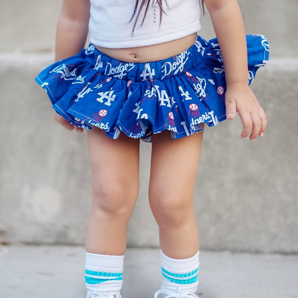 Dodgers Bloomer Skirt