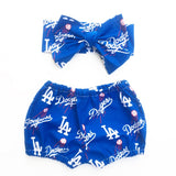 LA Dodgers Bubble Shorts