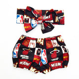 Miami Heat Bubble Shorts