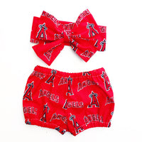 Angels Bubble Shorts