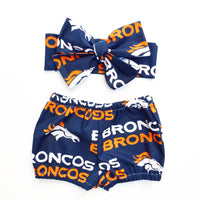 Denver Broncos Bubble Shorts
