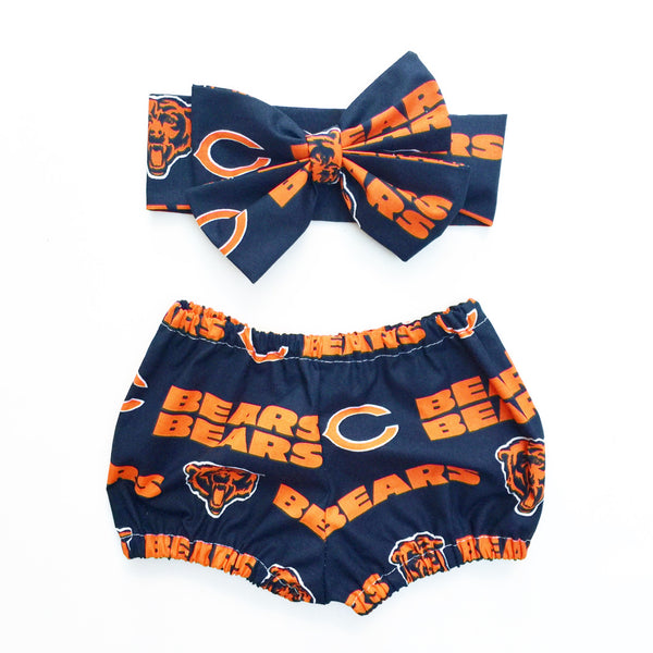 Chicago Bears Bubble Shorts