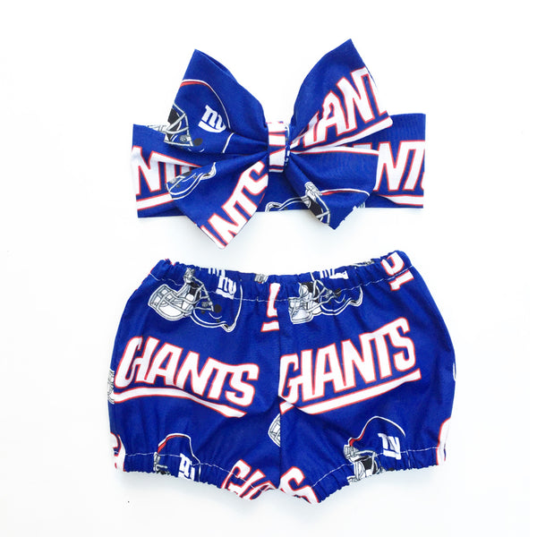New York Giants Bubble Shorts