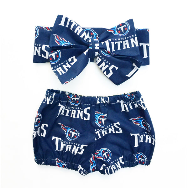 Tennessee Titans Bubble Shorts