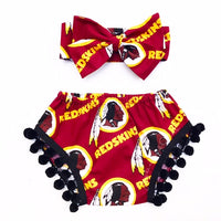 RedSkins Shorties