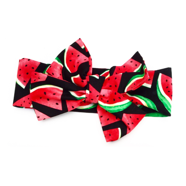 Watermelon Head Wrap