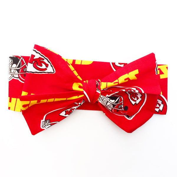 Kansas City Chiefs Head Wrap