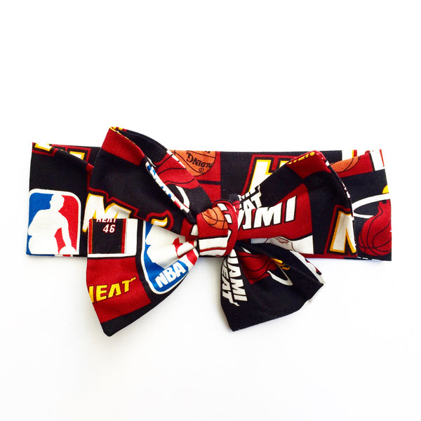 Miami Heat Head Wrap