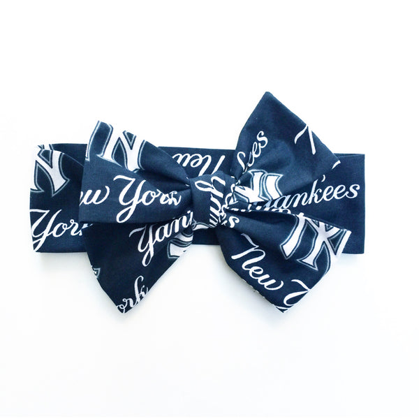 New York Yankees Head Wrap