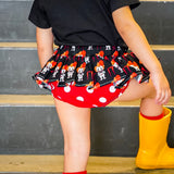 """IT"" Polka Dot Bloomer Skirt"