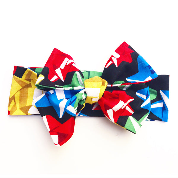 Package Bows Head Wrap