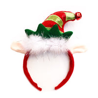 Top Elf Head Band