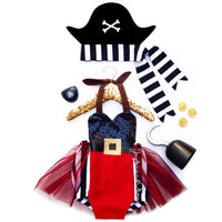 Miss Pirate Romper