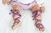 Sugar Plum VELVET Laces