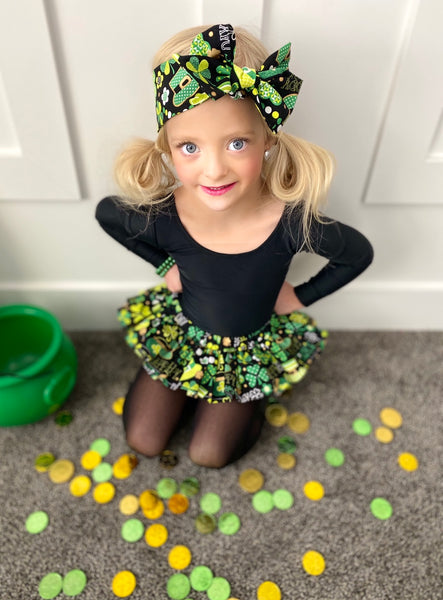 HAPPY ST. PATRICK'S DAY Bloomer Skirt