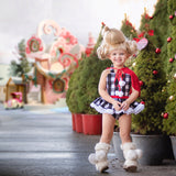 Cindy Lou Who inspired Romper