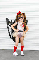 Ghostbusters Inspired Romper