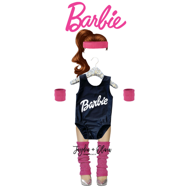 BARBIE Workout Leo