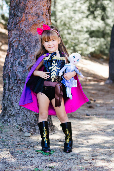 Princess Anna FROZEN 2 inspired Romper