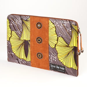 "Tablet Case- ""Amaryllis"""