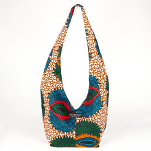 "Load image into Gallery viewer, Kitenge Bag - ""3rd Eye"""
