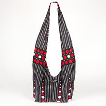"Load image into Gallery viewer, Kitenge Bag - ""Swing"""
