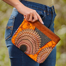"Load image into Gallery viewer, Zipper Pouch- ""Equinox"""