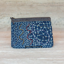 "Load image into Gallery viewer, Zipper Pouch- ""Constellations"""