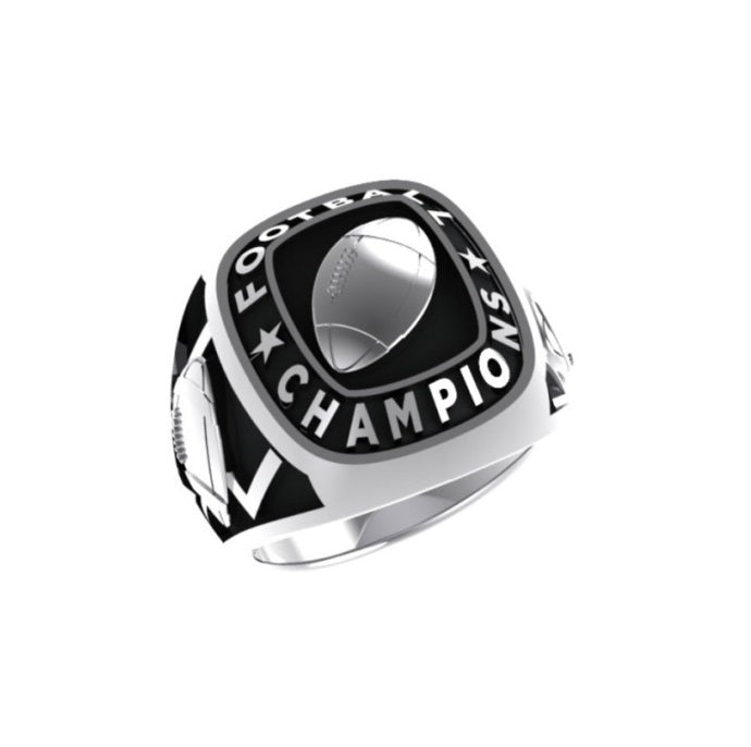 Endurance - Custom Championship Ring - J3 Rings - State Champions, National Champions, Conference Champs,  World Champion, League Champions,  Little League champions, Corporate Recognition