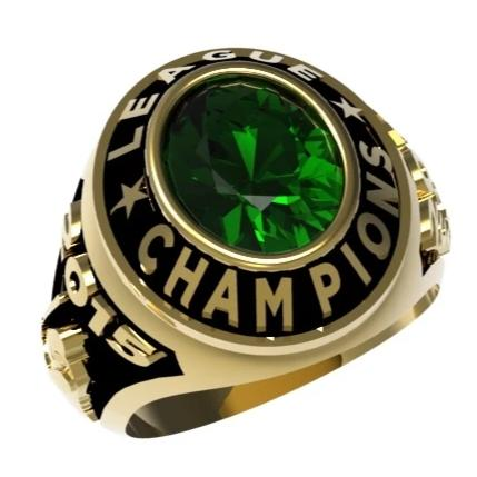 Galaxy - Custom Championship Ring - J3 Rings - State Champions, National Champions, Conference Champs,  World Champion, League Champions,  Little League champions, Corporate Recognition