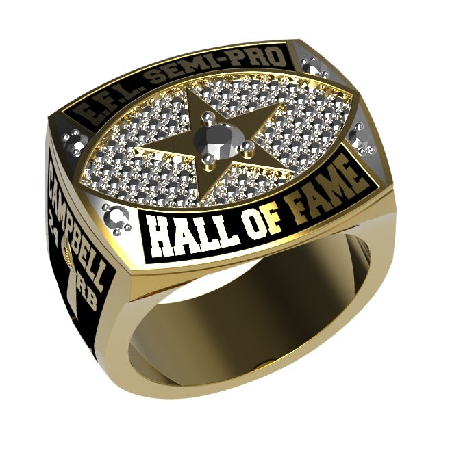 Neutron - Custom Championship Ring - J3 Rings - State Champions, National Champions, Conference Champs,  World Champion, League Champions,  Little League champions, Corporate Recognition