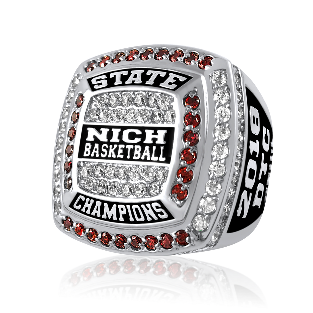 Super MVP - Custom Championship Ring - J3 Rings - State Champions, National Champions, Conference Champs,  World Champion, League Champions,  Little League champions, Corporate Recognition