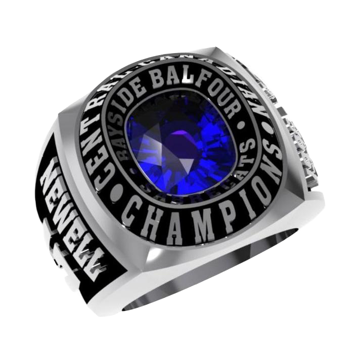Regent - Custom Championship Ring - J3 Rings - State Champions, National Champions, Conference Champs,  World Champion, League Champions,  Little League champions, Corporate Recognition