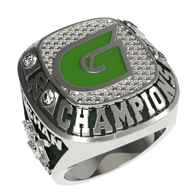 Royal - Custom Championship Ring - J3 Rings - State Champions, National Champions, Conference Champs,  World Champion, League Champions,  Little League champions, Corporate Recognition