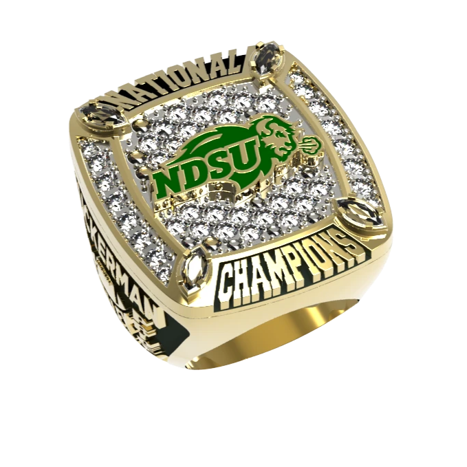 Colossus - Custom Championship Ring - J3 Rings - State Champions, National Champions, Conference Champs,  World Champion, League Champions,  Little League champions, Corporate Recognition