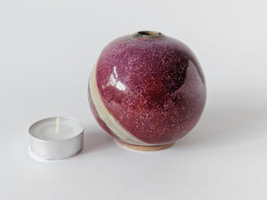Pomegranate Bud Vase