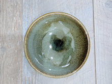 Load image into Gallery viewer, Forest Green Dessert Bowl