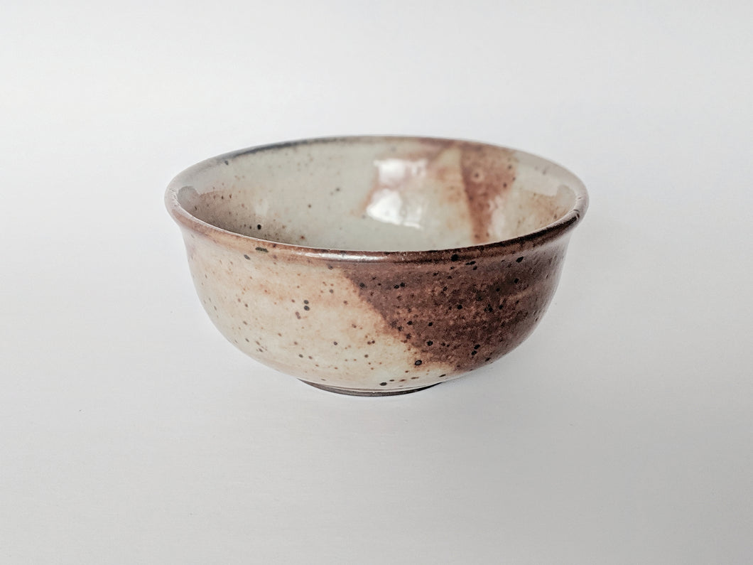 Marbled Tea Egg Glaze Bowl - Small
