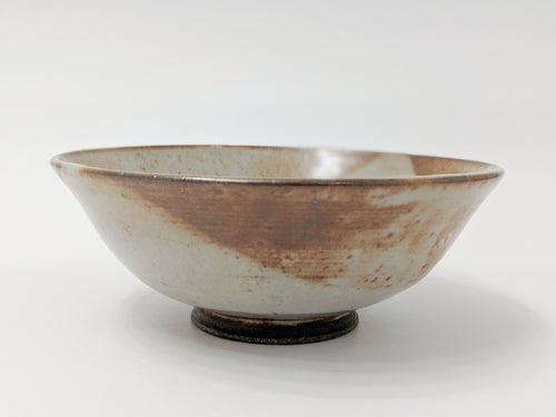 Marbled Tea Egg Glaze Bowl - Medium