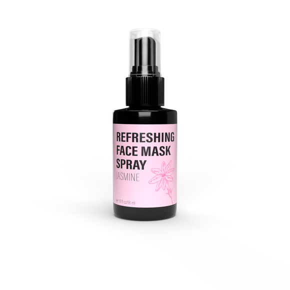 Refreshing Face Mask Spray Jasmine