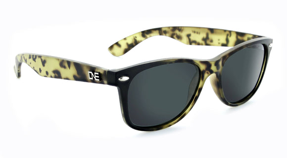 Revtown Sunglasses--Matte Darkwood